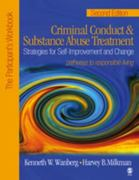 Criminal Conduct and Substance Abuse Treatment - The Provider's Guide 2nd Edition 9781412905923 1412905923