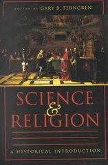 Science and Religion 1st Edition 9780801870385 0801870380