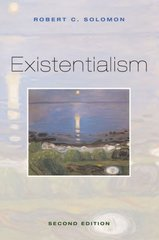 Existentialism 2nd Edition 9780195174632 0195174631