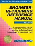 Engineer-in-Training Reference Manual 8th edition 9780912045566 0912045566