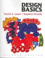 Design Basics (with ArtExperience Online Printed Access Card) 7th edition 9780495500865 0495500860