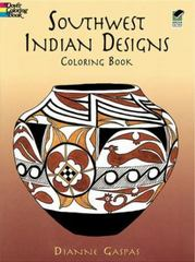 Southwest Indian Designs Coloring Book 0 9780486430423 0486430421