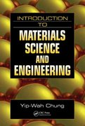Introduction to Materials Science and Engineering 1st edition 9780849392634 0849392632