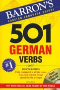 501 German Verbs 4th edition 9780764193934 0764193937