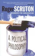 A Political Philosophy 1st edition 9780826496157 0826496156