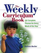 The Weekly Curriculum 1st Edition 9780876592823 0876592825