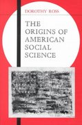 The Origins of American Social Science 0 9780521428361 052142836X