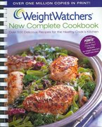 Weight Watchers New Complete Cookbook 3rd edition 9780470170014 0470170018