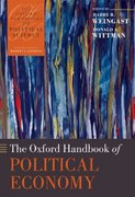 The Oxford Handbook of Political Economy 0 9780199272228 0199272220
