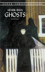 Ghosts 1st Edition 9780486298528 0486298523