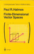 Finite-Dimensional Vector Spaces 2nd Edition 9780387900933 0387900934