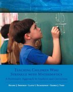 Teaching Children Who Struggle with Mathematics 1st edition 9780130984630 0130984639