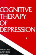 Cognitive Therapy of Depression 1st Edition 9780898629194 0898629195