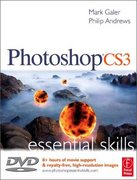 Photoshop CS3 Essential Skills 0 9780240520643 0240520645