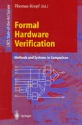 Formal Hardware Verification 1st edition 9783540634751 3540634754