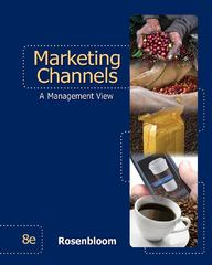 Marketing Channels 8th Edition 9781133707578 1133707572