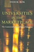 Universities in the Marketplace 0 9780691120126 0691120129