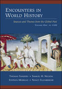 Encounters in World History 1st edition 9780072451016 0072451017