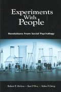 Experiments With People 1st edition 9780805828979 0805828974