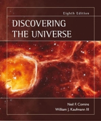 Discovering the Universe 8th edition 9781429205191 1429205199