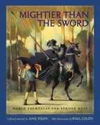 Mightier Than the Sword 1st edition 9780152163914 0152163913