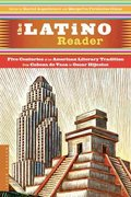 The Latino Reader 1st Edition 9780395765289 0395765285
