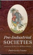Pre-Industrial Societies 0 9781851683116 1851683119