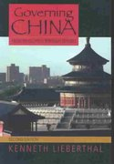 Governing China 2nd edition 9780393924923 0393924920