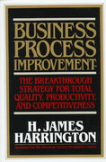 Business Process Improvement: The Breakthrough Strategy for Total Quality, Productivity, and Competitiveness 1st edition 9780070267688 0070267685