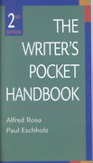 The Writer's Pocket Handbook 2nd Edition 9780201784787 0201784785