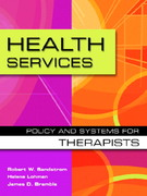 Health Services 1st edition 9780130283443 0130283444