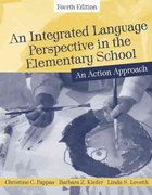 An Integrated Language Perspective in the Elementary School 4th edition 9780205392520 0205392520