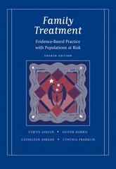 Family Treatment 4th edition 9780534641450 0534641458