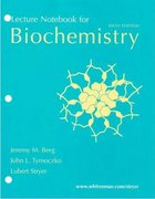 Lecture Notebook for Biochemistry 6th edition 9780716771579 0716771578