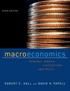 Macroeconomics 6th Edition 9780393975154 0393975150