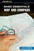 Basic Essentials Map and Compass 3rd edition 9780762740161 0762740167