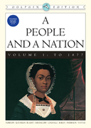 A People and a Nation 1st edition 9780618608003 0618608001