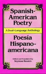 Spanish-American Poetry /Poesia Hispanoamericana 0 9780486293806 0486293807
