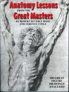 Anatomy Lessons From the Great Masters 1st Edition 9780823002818 0823002810