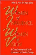 Women of Influence, Women of Vision 1st edition 9781555423575 1555423574