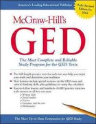 McGraw-HIll's GED 1st edition 9780071381796 0071381791