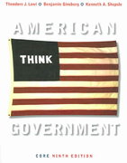American Government 9th edition 9780393927146 0393927148