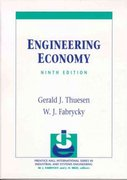 Engineering Economy 9th Edition 9780130281289 013028128X