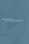 The Spirit of Development 1st Edition 9780804753364 0804753369
