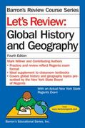 Let's Review Global History and Geography 4th edition 9780764133640 0764133640