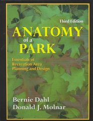 Anatomy of a Park 3rd edition 9781577662808 1577662806