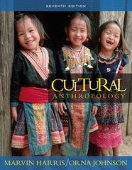 Cultural Anthropology (Book Alone) 7th edition 9780205454433 0205454437