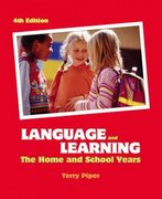Language and Learning 4th Edition 9780131728646 0131728644