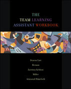 Team Learning Assistant Workbook with Access Code Sticker 1st edition 9780072978612 0072978619