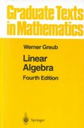Linear Algebra 4th edition 9780387901107 0387901108